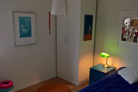 Single room inside the Malmö canals - Malmö - Penzion (B&B)