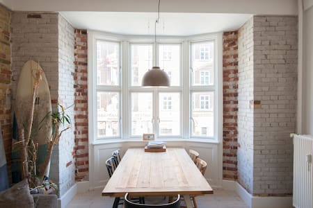Big apartment in central Copenhagen - Copenhaguen - Pis