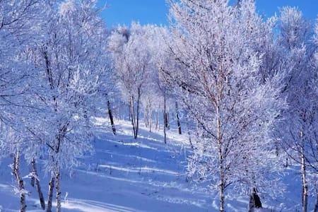 滑雪季-你准备好了吗:崇礼容辰两居室精品公寓 - 崇礼