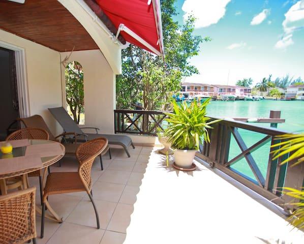 Villa 224A - Jolly Harbour, Antigua - Jolly Harbour - Willa