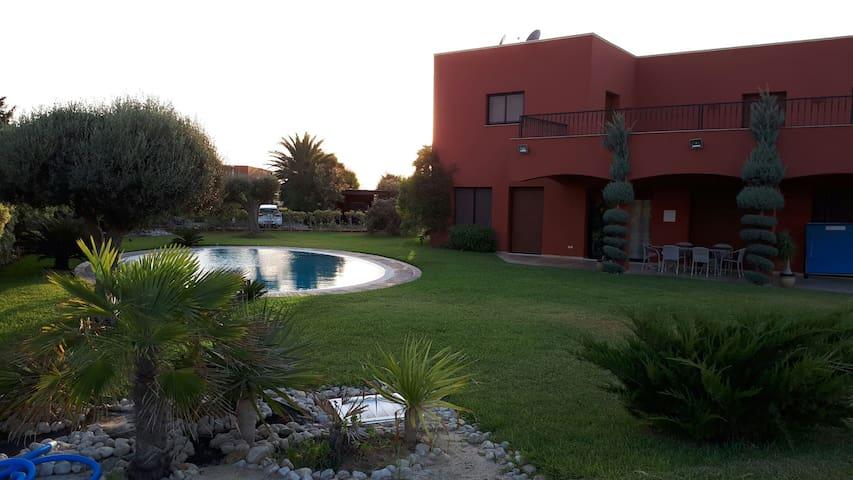 location Villa de maitre et de vacances.