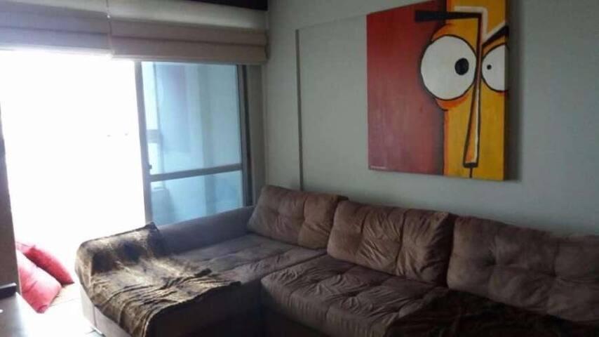 Apartamento temático Star Wars com 2 quartos