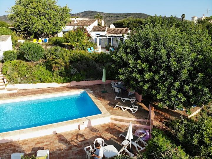 Stunning sea view & pool at Casa Hélena