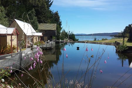 Charming Waterfront Cottage - Taranna