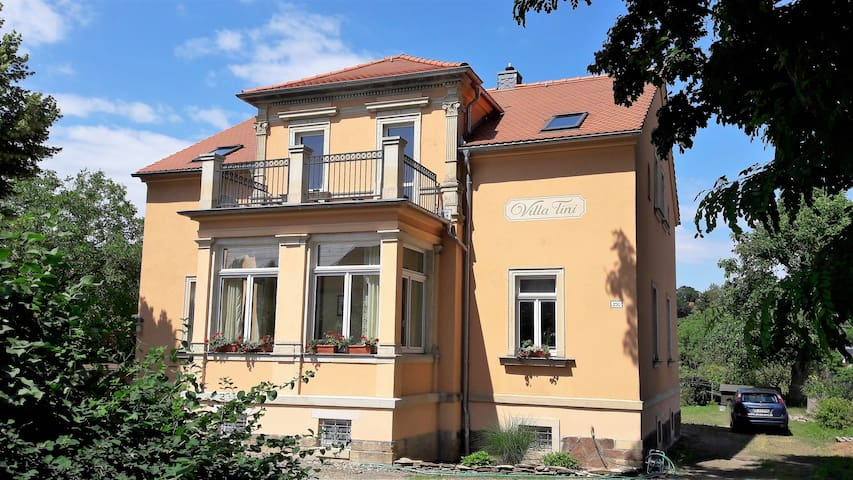 Villa Tini in Radebeul  ****