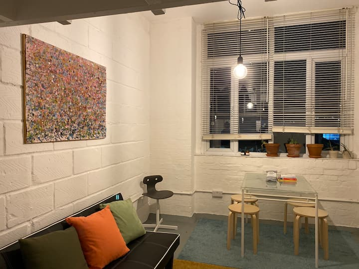 Cute and beautiful studio