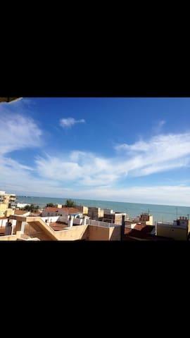 Apartamento playa puente de Mayo - Santa Pola - Lägenhet
