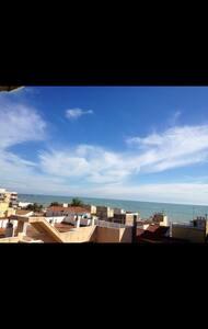 Apartamento junto al mar, exterior - Santa Pola - Wohnung
