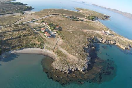 Φαναράκι Λήμνος - 3 Βίλες με ιδιωτική παραλία - Limnos - Διαμέρισμα