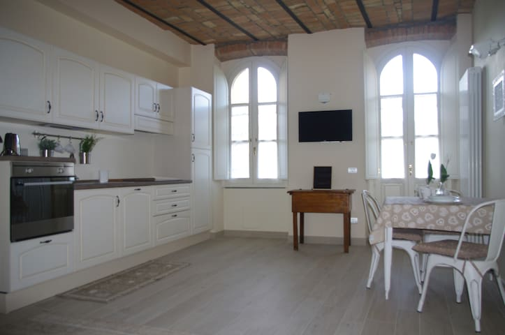 SUITES IN BOBBIO- Suite Trebbia - Bobbio - Apartment