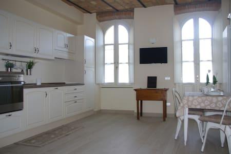 SUITES IN BOBBIO- Suite Trebbia - Bobbio - Apartemen