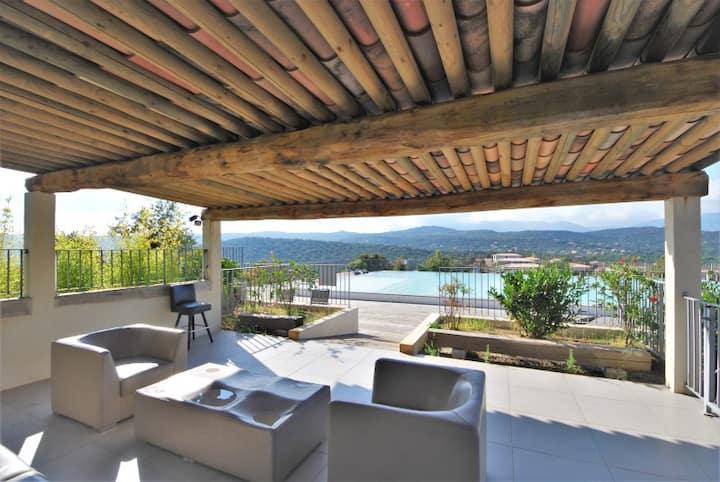 2 chambres avec superbe vue à Santa Giulia