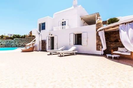 Villa Helena - Agios Ioannis Diakoftis - Villa