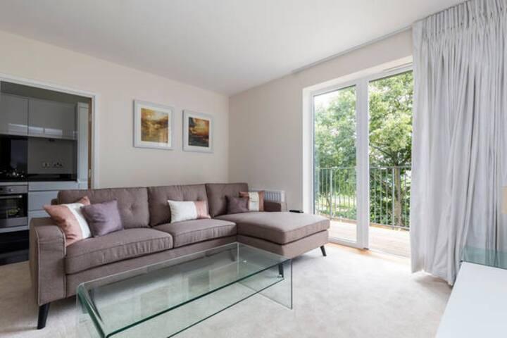 One massive double bedroom with En suite