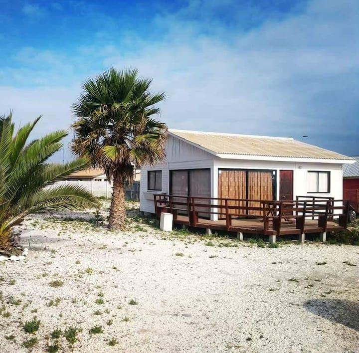 Punta de Choros 4 cabañas con excelente ubicación
