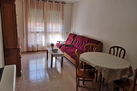 Apartamento céntrico en Graus / Apartment in Graus
