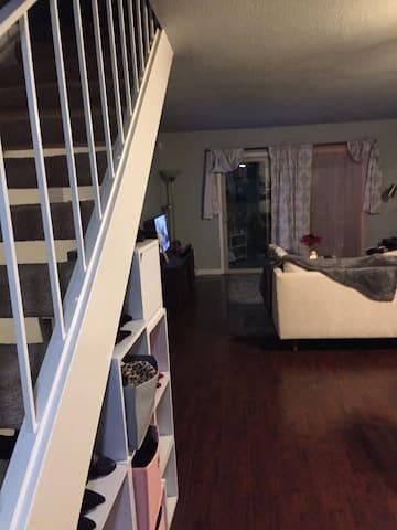 Spacious and comfortable home