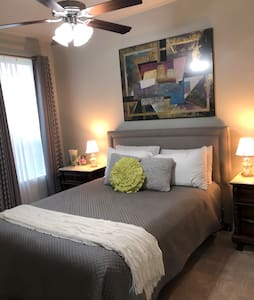 Charming detached home in Spring, Texas. Bedroom 2