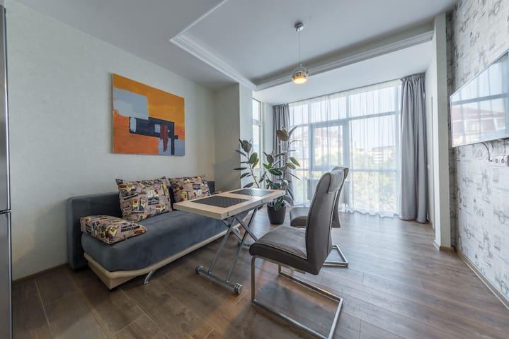Апартаменты - Adler - Apartamento
