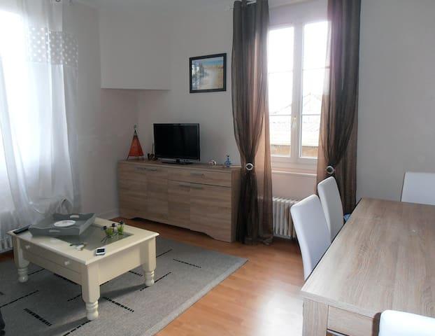 maison solognote 3 couchages - La Ferté-Saint-Aubin - Hus