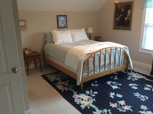 Queen BR private with bath! - Lynchburg - Rumah