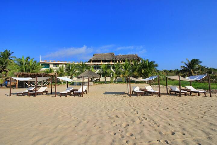 AMBARINA SURF HOTEL Y RESTAURAN
