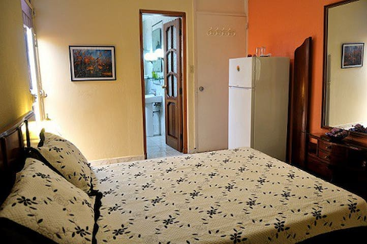 Beautiful and comfortable room! - La Habana - Huis