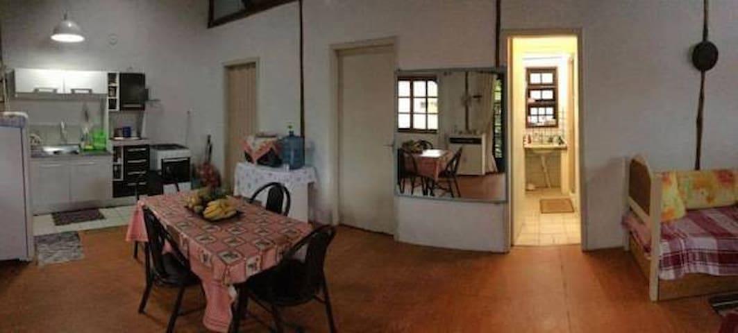 Residencial Kokopellis apartamento rustico