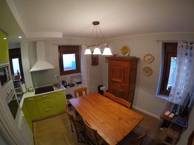 Apartamento bien equipado en Sabiñánigo