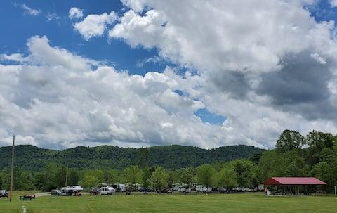 Ohio River Scenic Byway Campsite