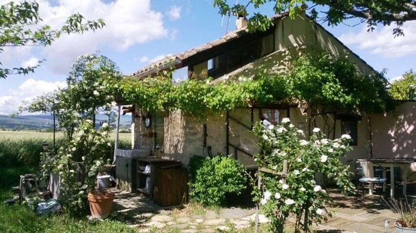 Cabanon pour amoureux de la nature - Dauphin - House