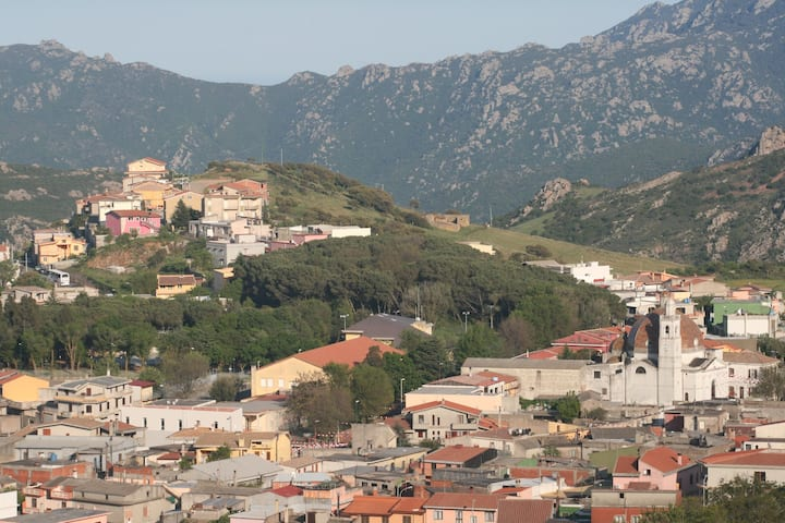 Casa di Paoletta in montagna - a 35 Km da Cagliari