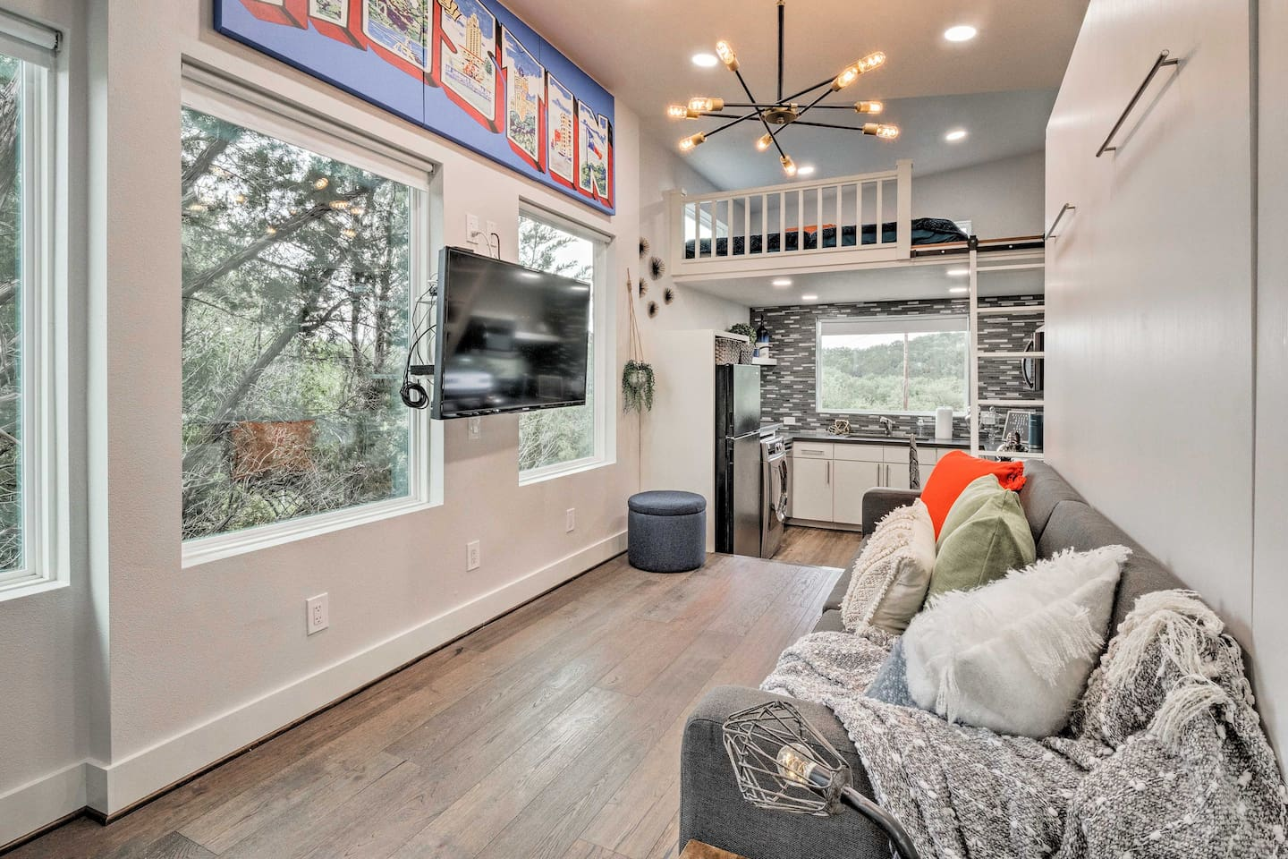 Make your next trip to Austin one to remember when you stay at this studio!