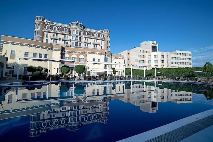 Роскошный пятизвездочный отель!