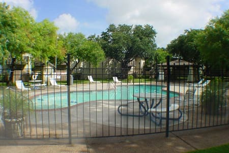 2 bedroom 1 bath modern Apartment - Corpus Christi