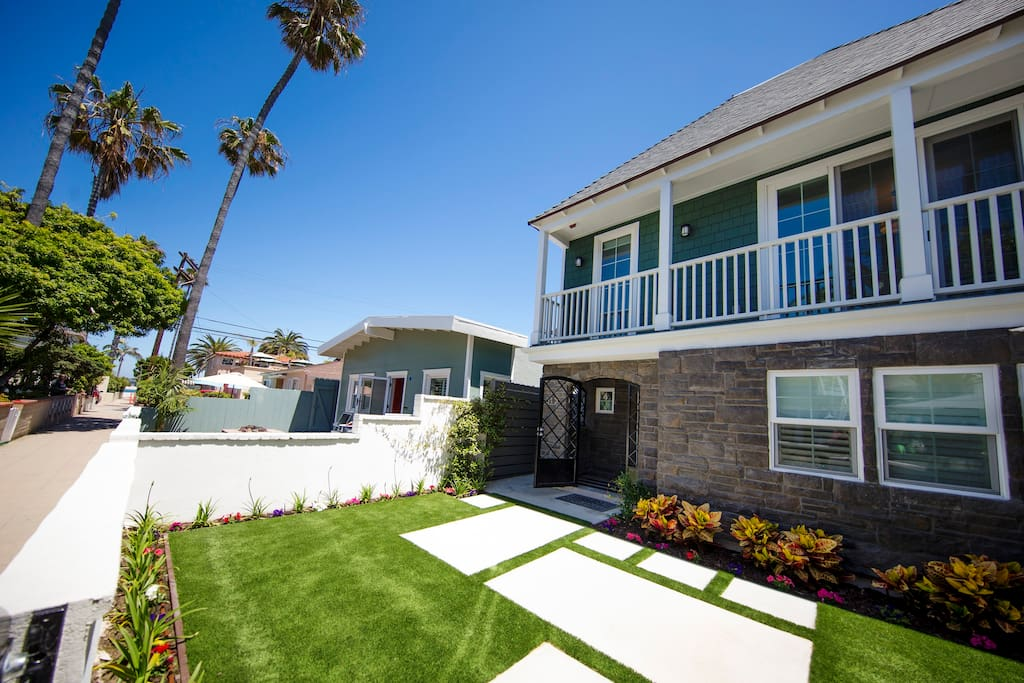 Mission Beach 5 Bedroom Entire Home Houses For Rent In San Diego California United States