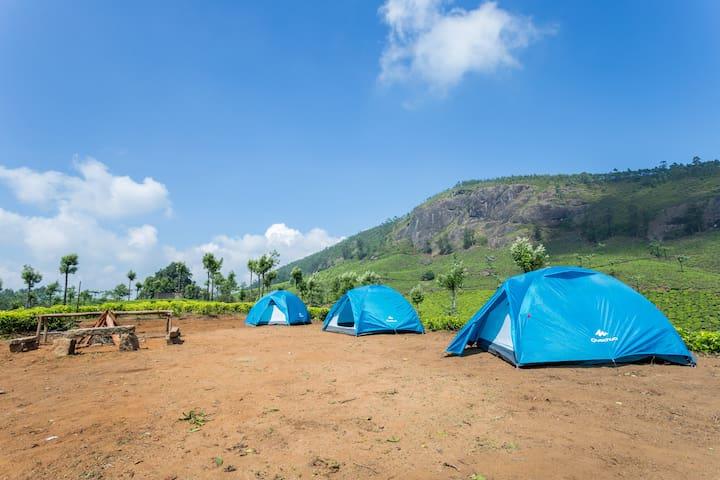17 C Camping Munnar - Idukki
