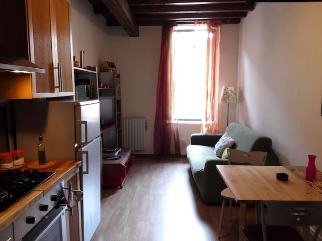 Flat in Lodi City - 30m from Milan - Lodi - Apartament
