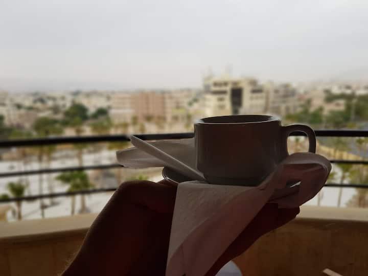 aqaba/jordan / Maswada Plaza Hotel