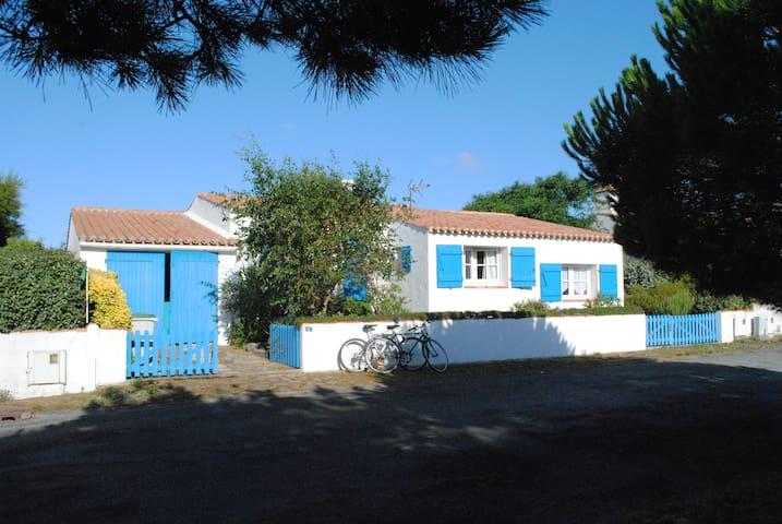 Grande villa 8/11 places bord de mer Noirmoutier