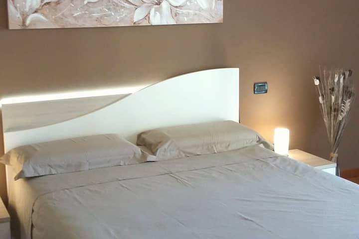 Appartement privé dans le calme et la tranquillité