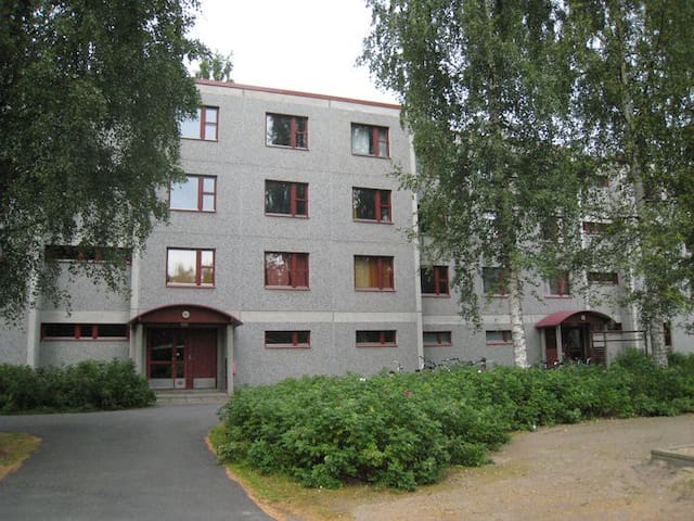 BIG room, nature, good loc & price - Joensuu - อพาร์ทเมนท์