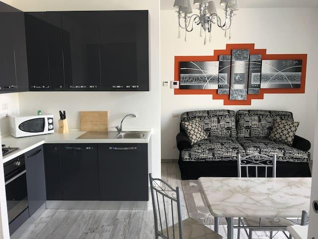 Appartamento 5 posti  Monza-Milano (app. 15)