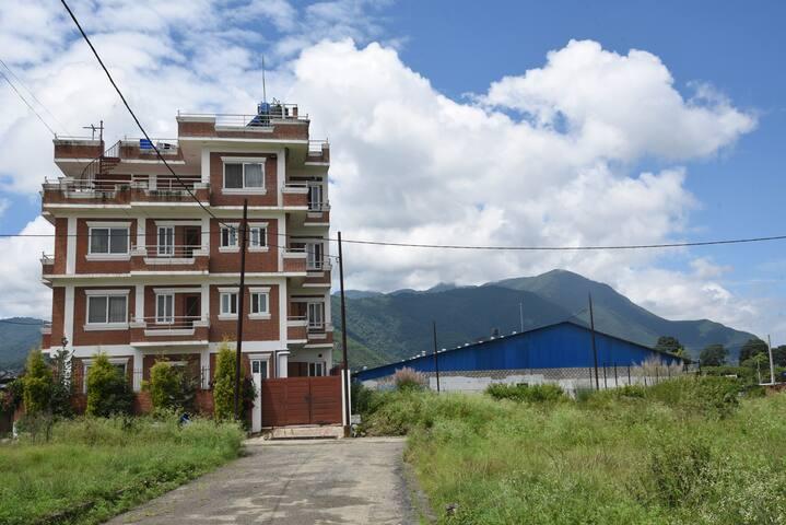Samrat's Home