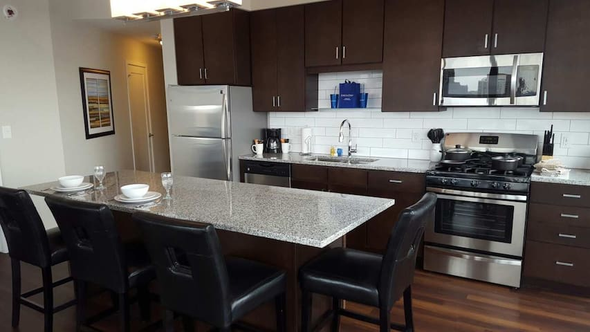 Luxury 2bd/2ba in Downtown MPLS! - Minneapolis