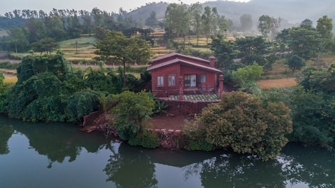 Shinde Sarkar Farm House Andur Lake, Gaganbawada