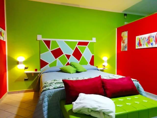 """B&B Maison Villa Vittorio """"Appartamento Mandarino"""""""