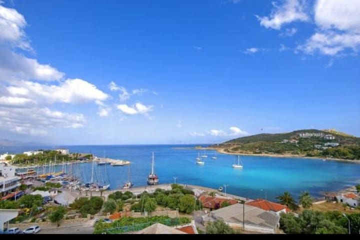 Villa with amazing view & Datca Paradice