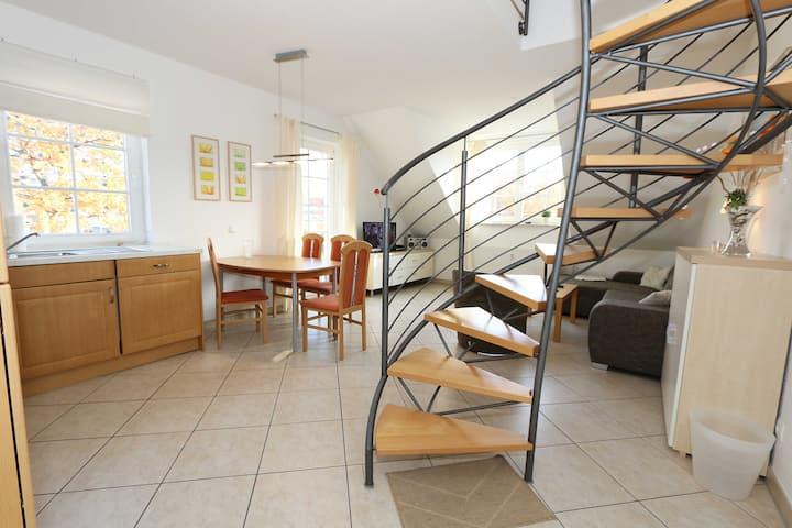 Z: Villa Mara Whg. 09 mit Balkon - ca. 300m Meer/Strand, Villa Mara Whg. 09 mit Balkon