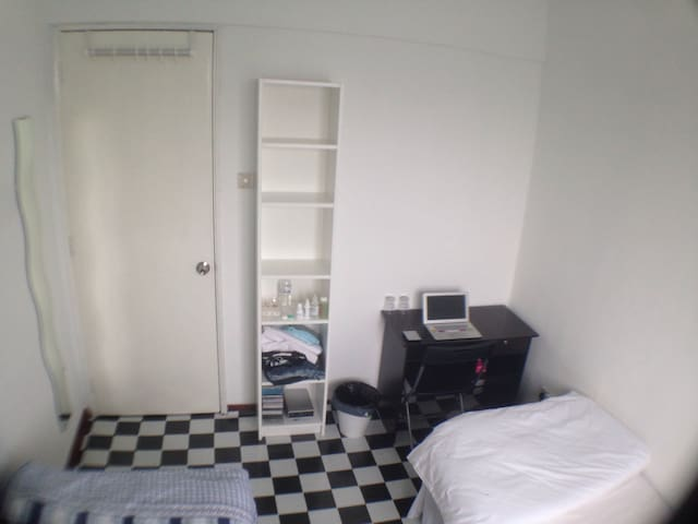 Amy's single bed(shared room) - Cheras - Dom